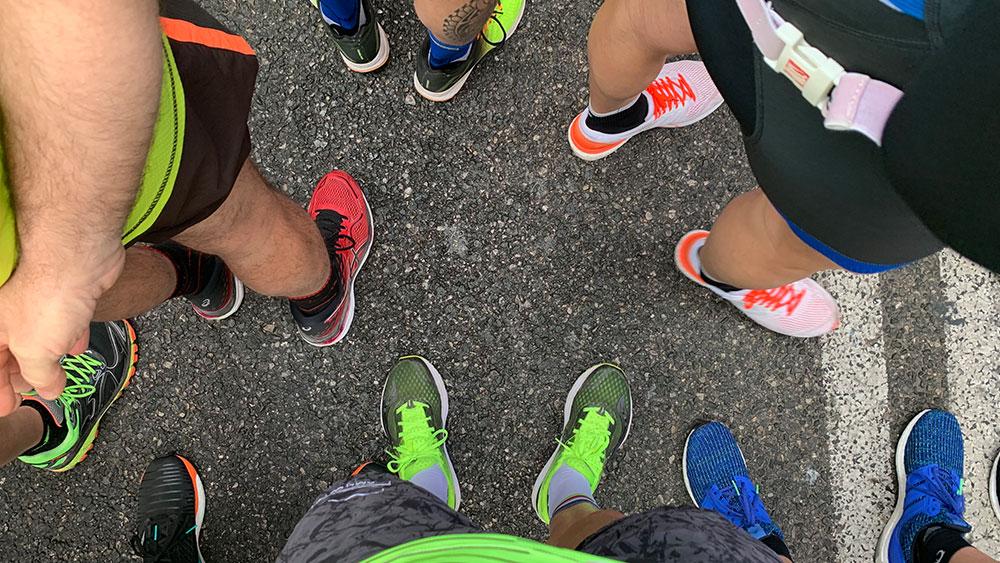 deporte y running embarazada