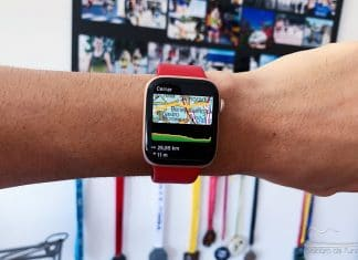 rutas wikiloc en apple watch