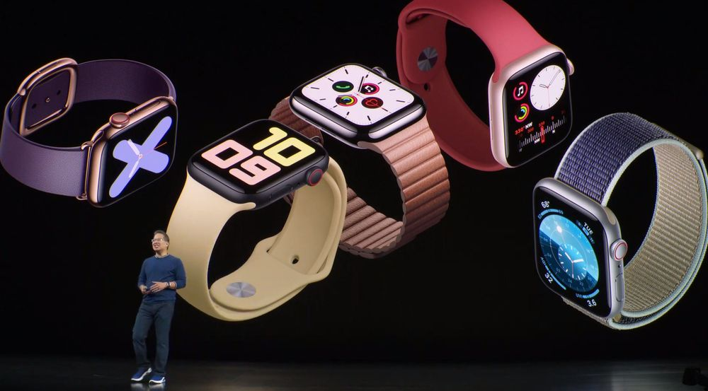 apple watch series 5 correas
