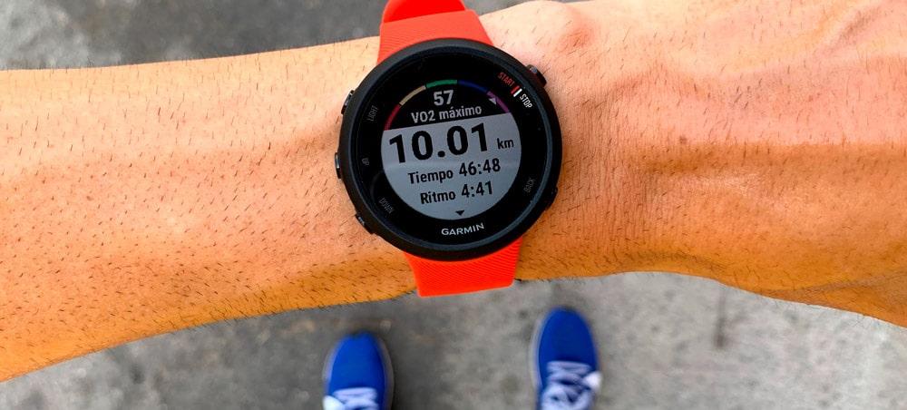 Calculadora de ritmos para corredores