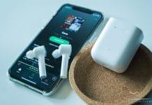 Auriculares Xiaomi mi true wireless