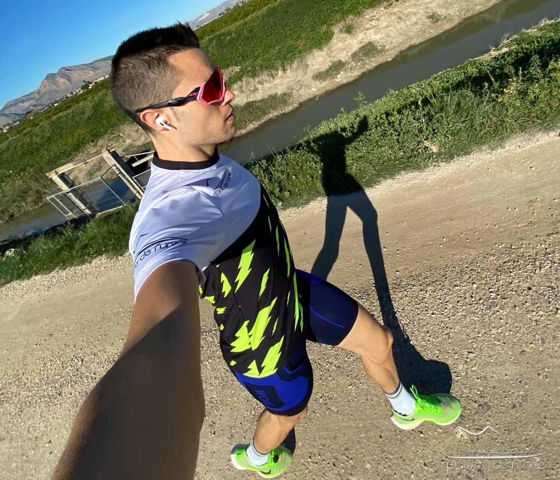 correr con AirPods Pro