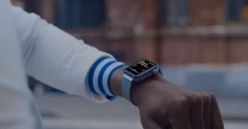 Xiaomi Mi Watch puesto