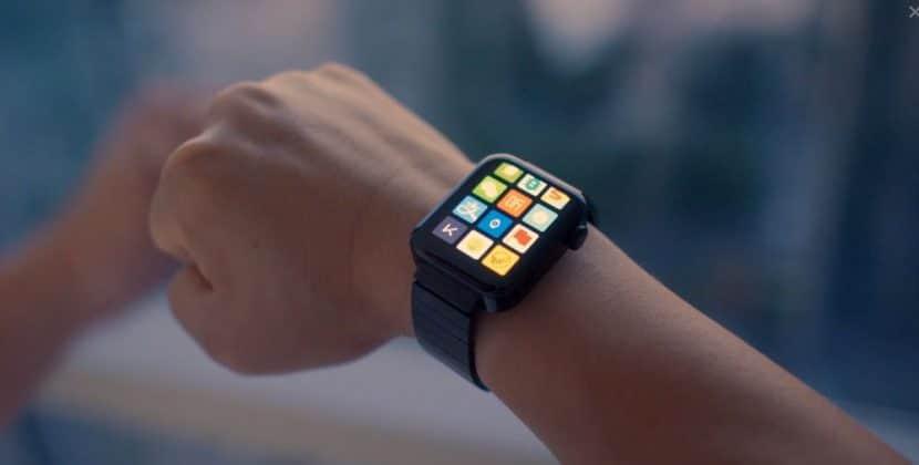 aplicaciones en Xiaomi Mi Watch