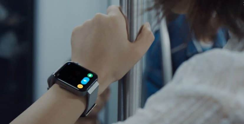 Xiaomi Mi Watch-mensajes