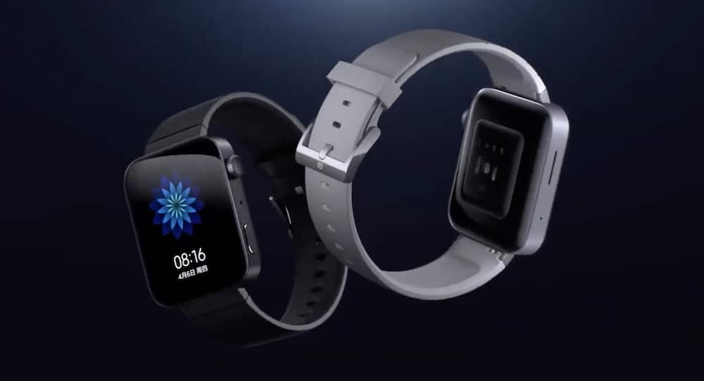 diseño Xiaomi Mi Watch