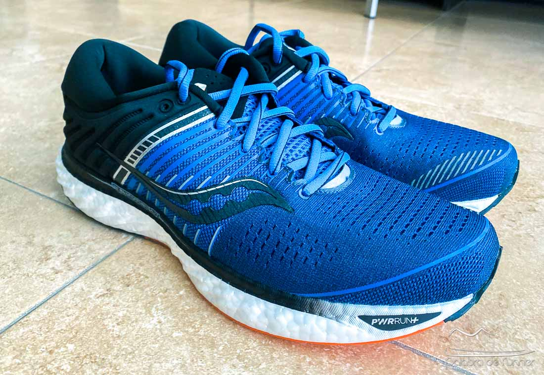 Saucony Triumph 17 review