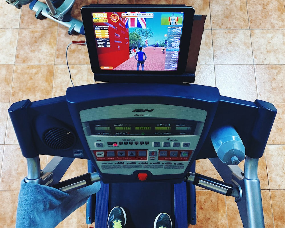 zwift run correr en cinta opinion