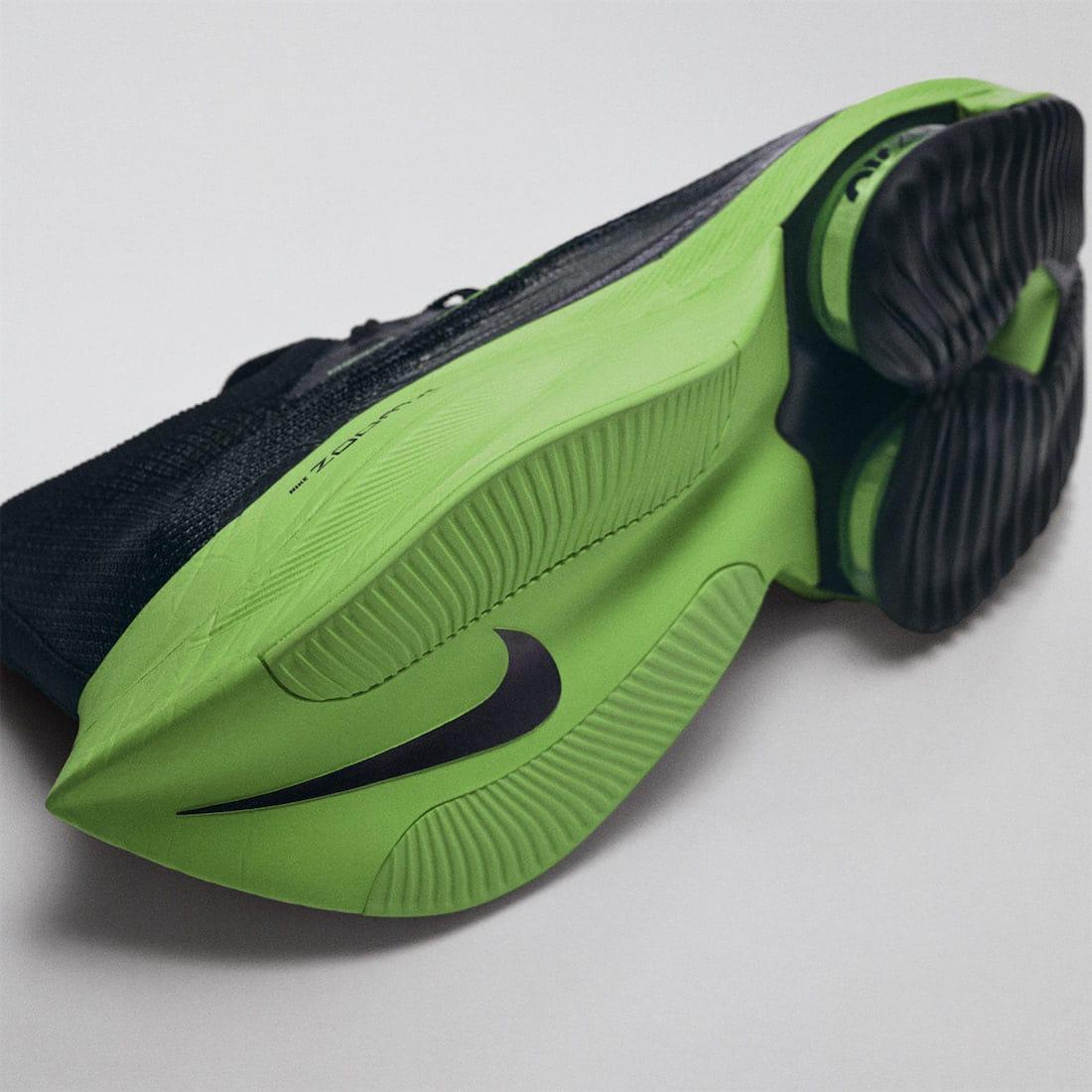 Mediasuela ZoomX Nike AlphaFly NEXT%