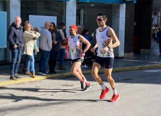 Test de Gavela para saber ritmo de maraton