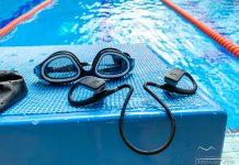 auriculares para nadar acuaticos natacion