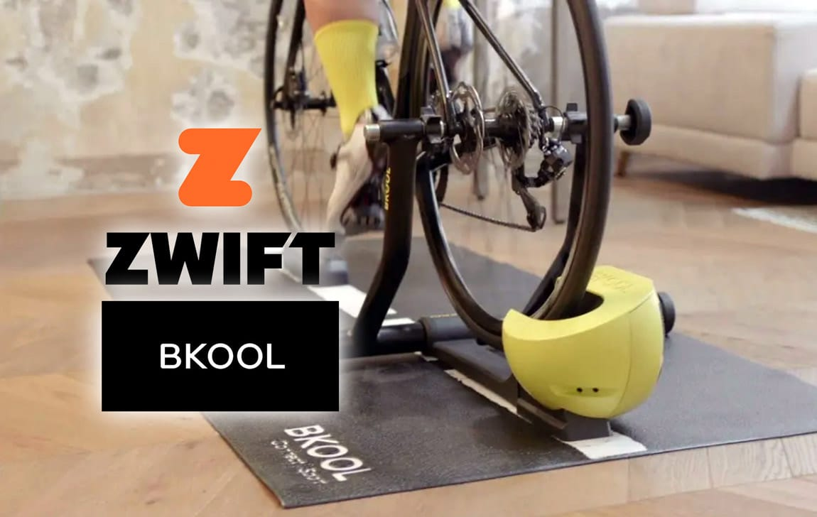 bkool con zwift