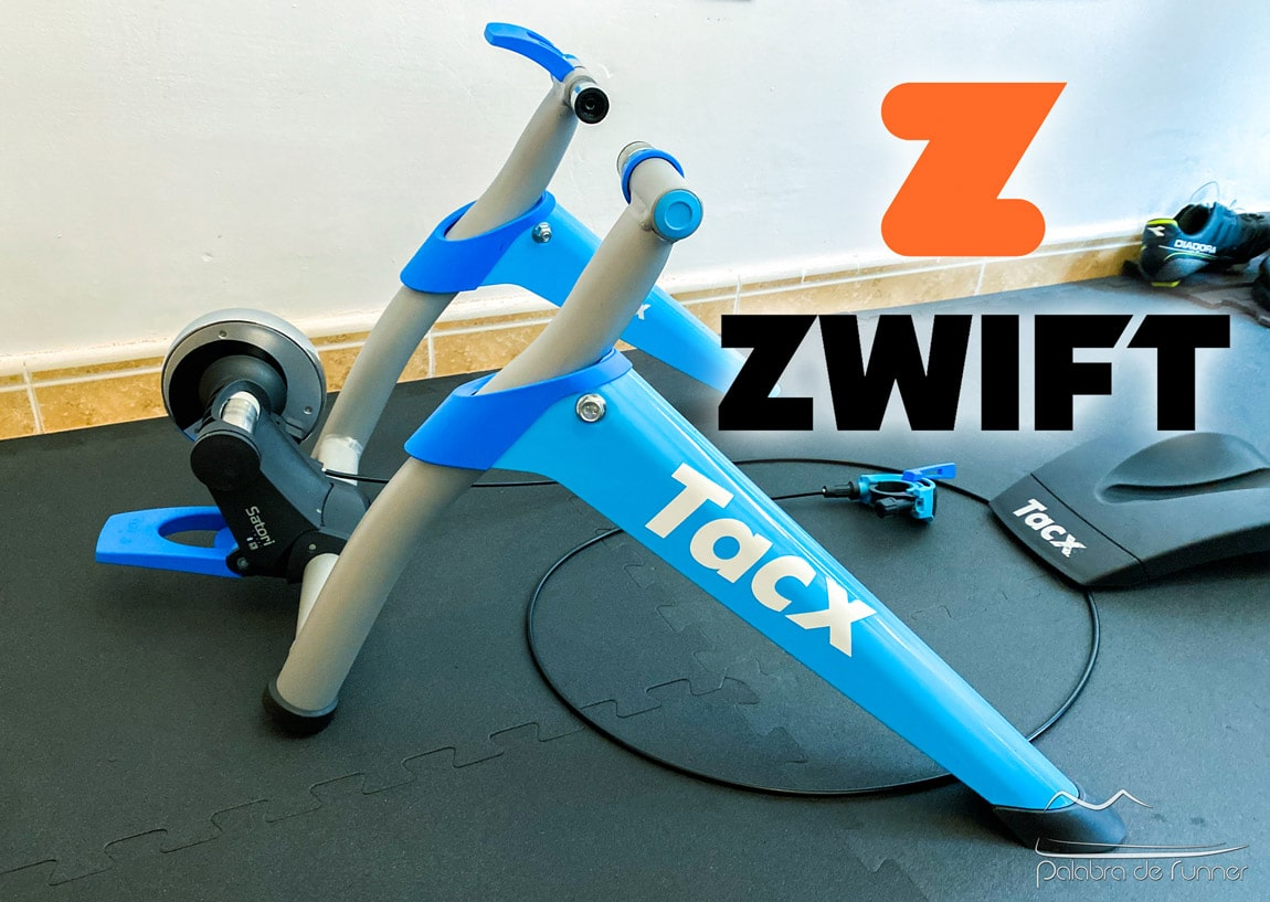 Usar rodillo normal con zwift