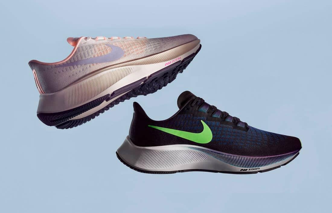 Análisis y opinion Nike Pegasus 37