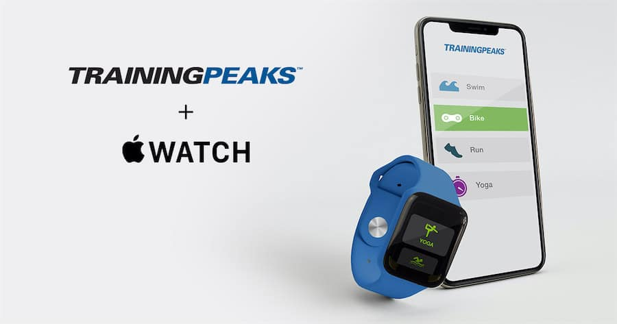 Apple Watch con TrainingPeaks