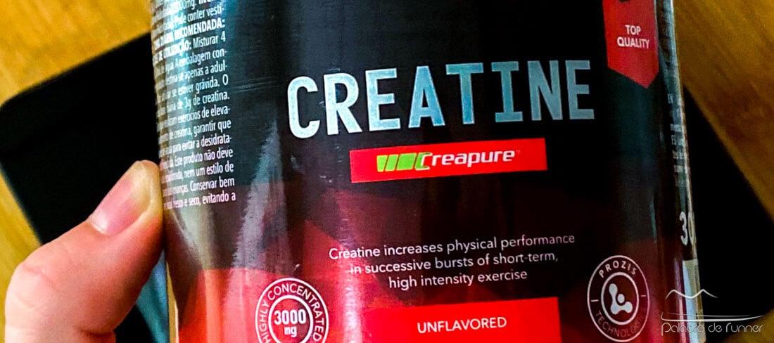 creatina creapure sello de calidad