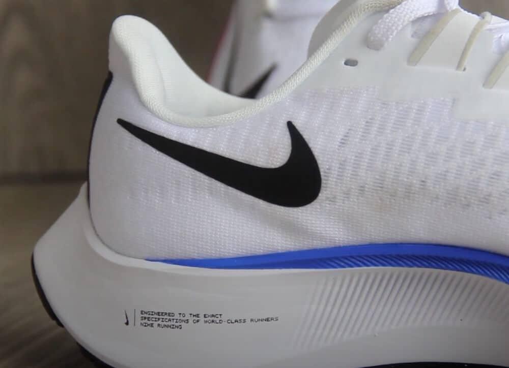 mediasuela de las Nike Pegasus 37