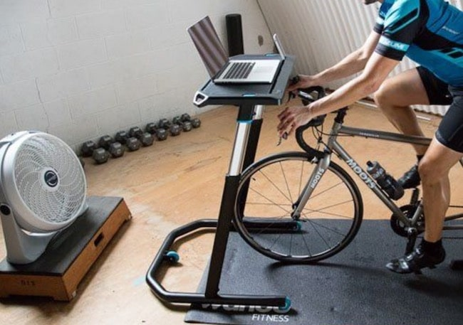 mesa para rodillo ciclismo