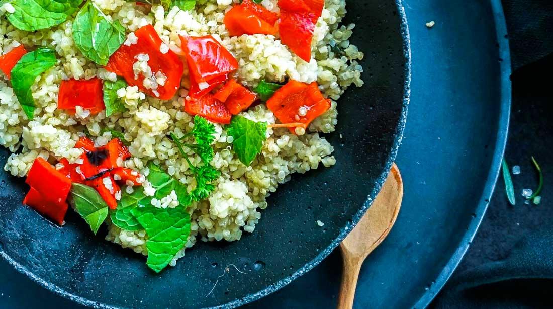 Todos los beneficios de la quinoa.