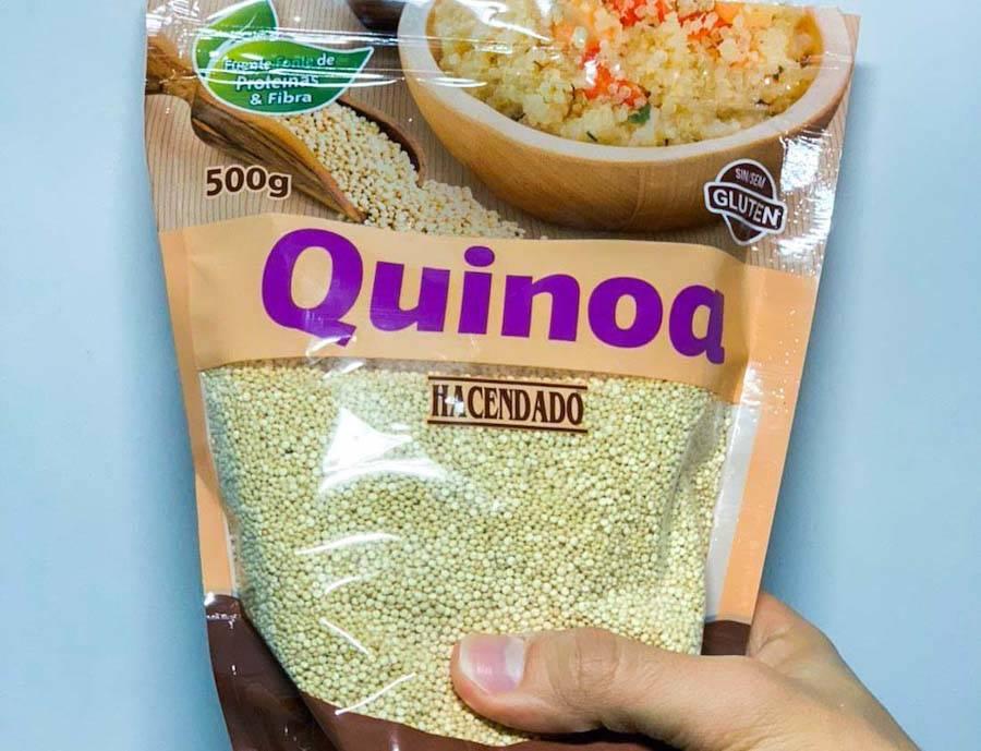 quinoa coccion propiedades