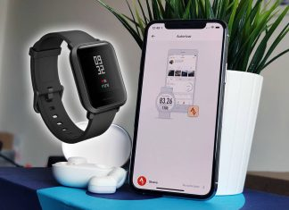como sincronizar amazfit con strava, google fit y apple salud
