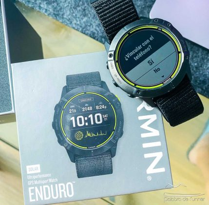 Garmin Enduro review