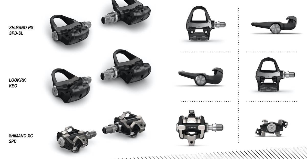 Garmin Rally potenciometro pedal 1
