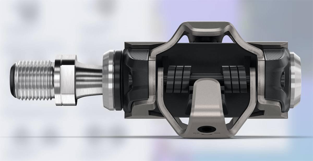Garmin Rally potenciometro pedal 4