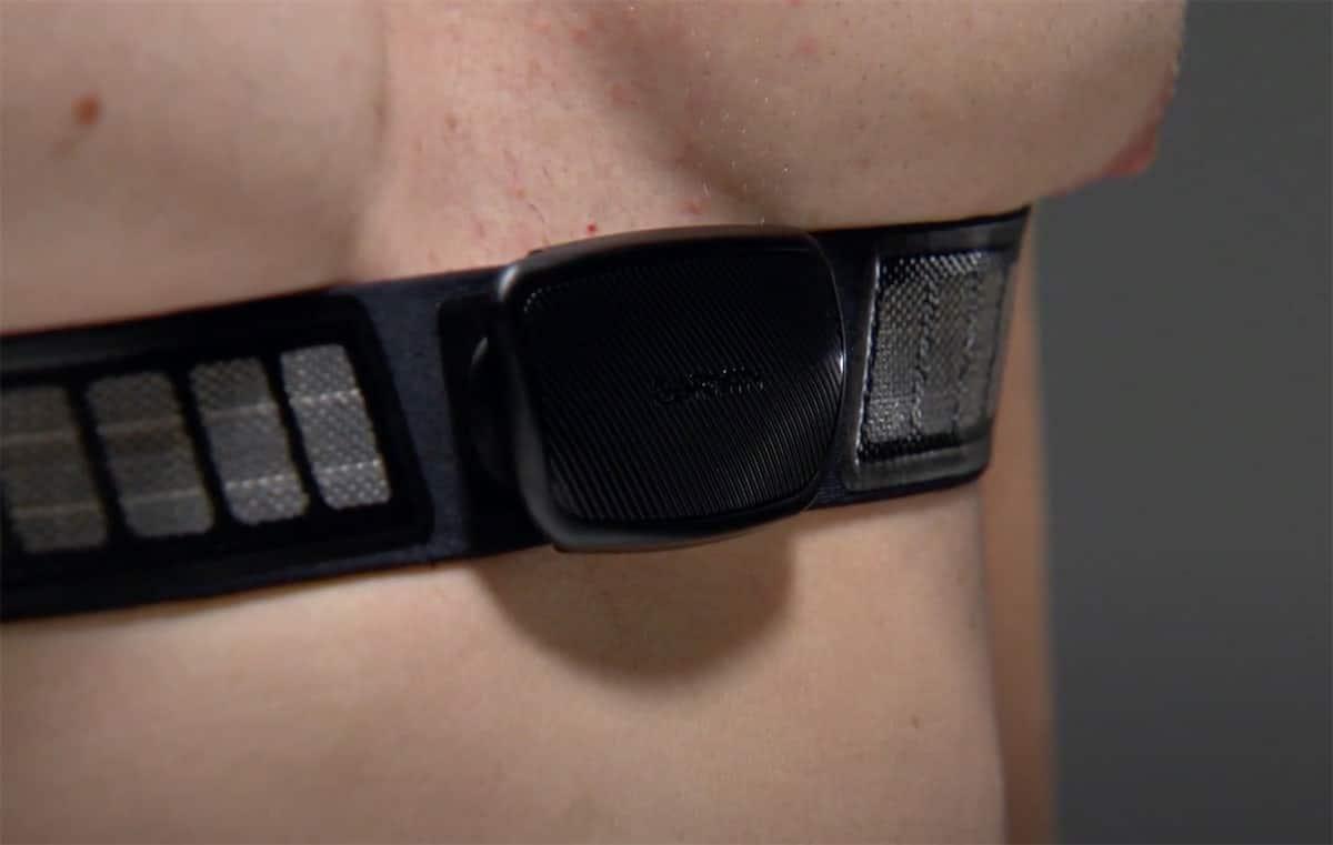 Garmin HRM-dual pecho
