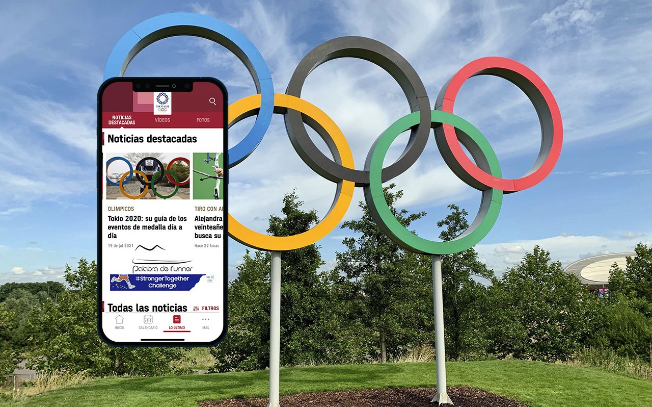 aplicacion juegos olimpicos directo